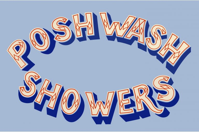 Posh Wash Showers join Energy Revolution