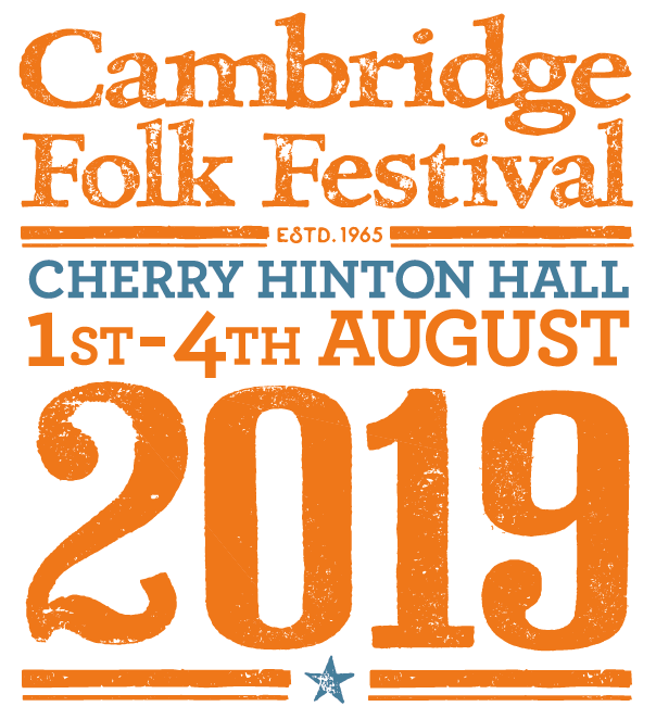 Cambridge Folk Festival Logo