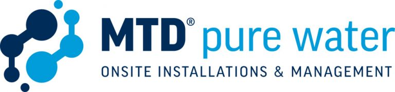 MTD pure water Logo