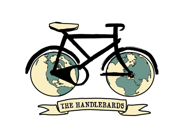 The Handle Bards logo